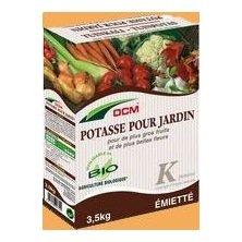 Potasse, Extrait de Vinasse - 3.5kg