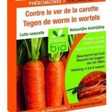 2 Capsules à phéromones contre le ver de la carotte