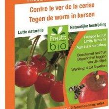 2 Capsules à phéromones - ver des Cerises