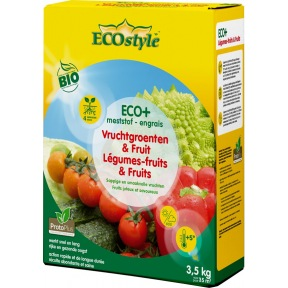 Légumes fruits et fruits - Eco+ - 3.5kg