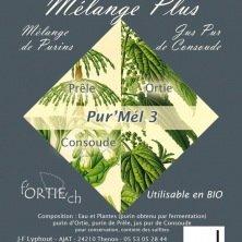 Pur'Mel3 - 20L (Prêle + Ortie + Consoude)