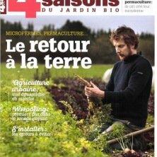 n°13-HS - 4 Saisons du jardin bio : Le retour à la terre