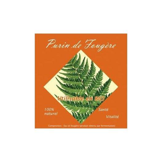 Purin de Fougère - 2L