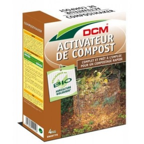 Activateur de compost