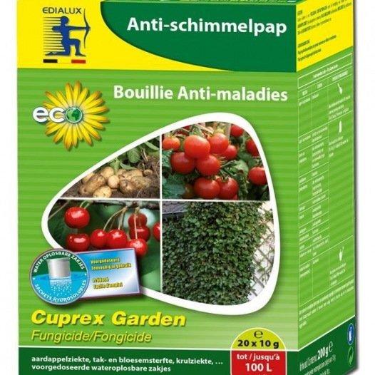 Cuprex Garden Bouillie anti-maladie  20 x 10gr