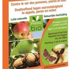 Capsules  à phéromone - carpocapses Pomme - Poire