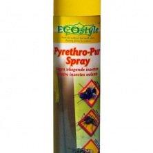 Pyrethro-Pur Spray contre les insectes volants et rampants