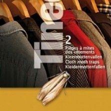 Tineola (pièges contre les mites vestimentaires)