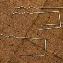 Crochets métalliques Plantex