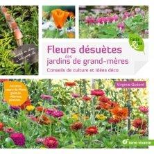 Fleurs désuètes des jardins de grand-mères