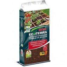 Terreau Bio Ecoterra 60L